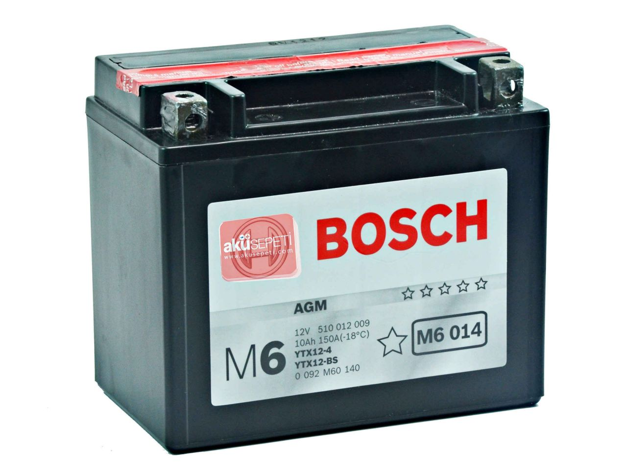 Bosch 12v 10 ah bal motor akkumul tor for Bosch electric motors 12v
