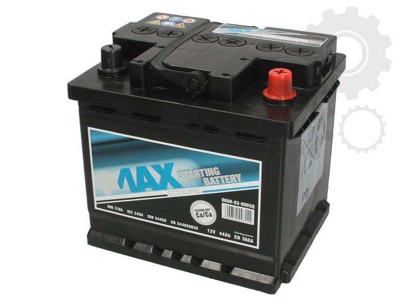 4MAX--12V--44-Ah-jobb--vekony-auto-akkumulator-