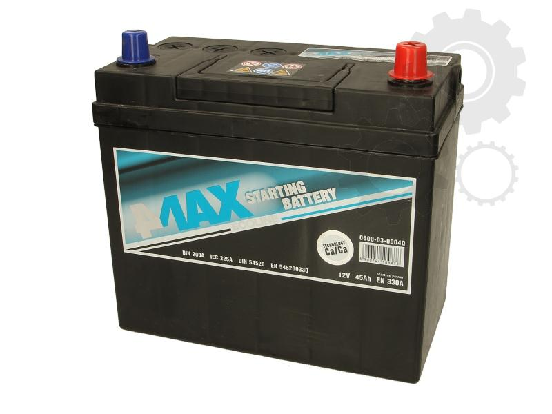 4MAX--12V--45-Ah-jobb--normal-auto-akkumulator-azsia