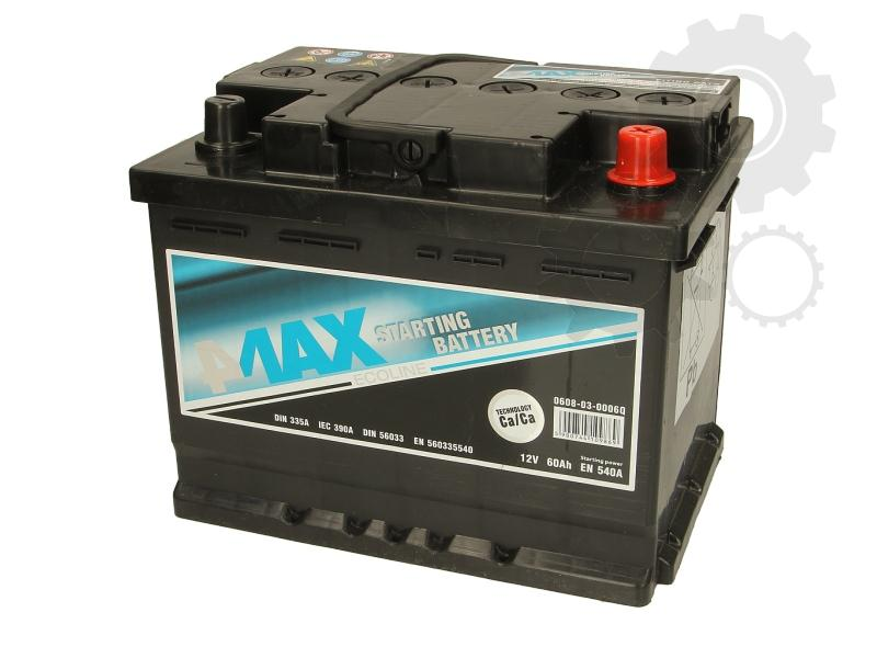 4MAX--12V--60-Ah-jobb--normal-auto-akkumulator-