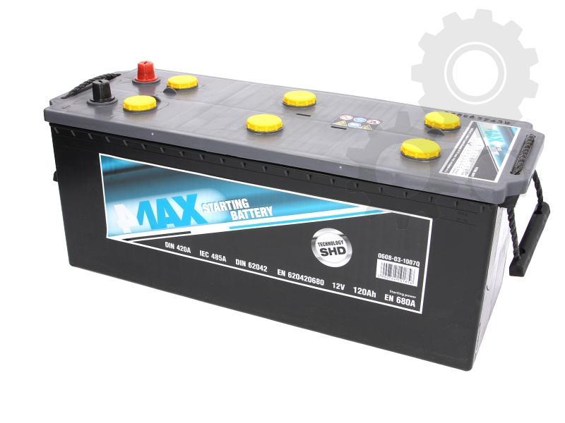 4MAX--12V--120-Ah-bal--normal-teherauto-akkumulator-