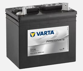 Varta  12V  22 Ah  bal+   fűnyíró akkumulátor