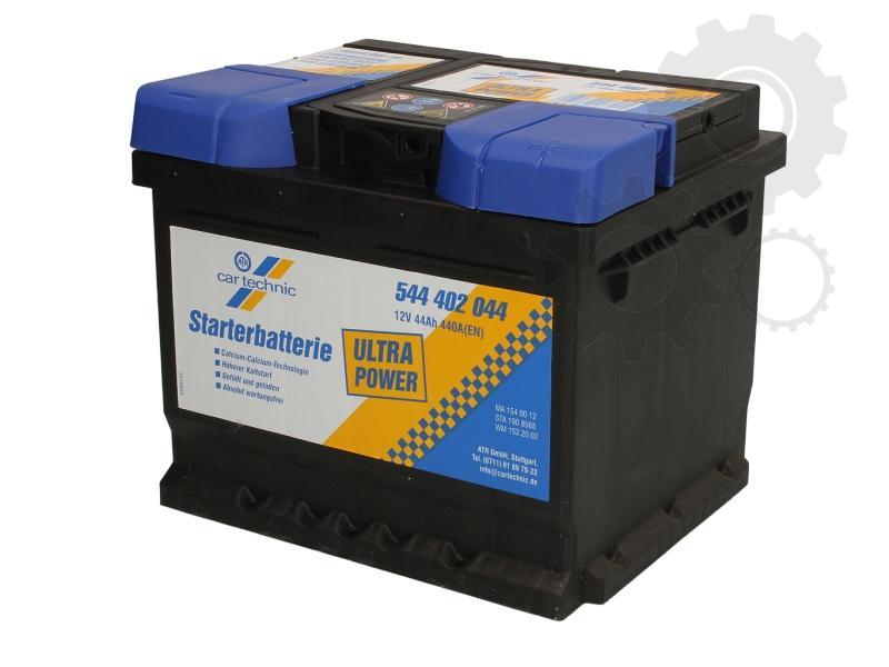 CARTECHNIC--12V--44-Ah-jobb--normal-auto-akkumulator-