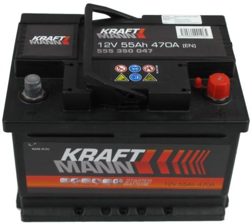 Kraftmann---12V--55-Ah-jobb--normal--auto-akkumulator--