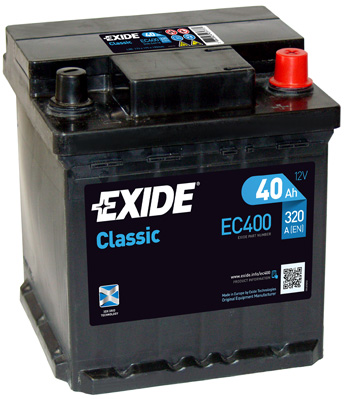 EXIDE--CLASSIC-12V--40-Ah-jobb---auto-akkumulator-