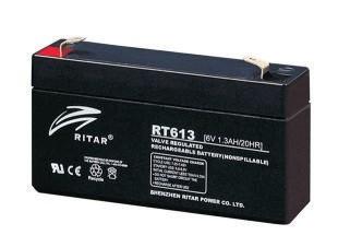 RITAR   6V  1,3 Ah   Kerékpár és UPS akkumulátor