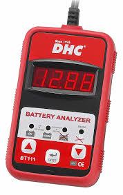 DHC-BT111 12V  digitális akkumulátor teszter