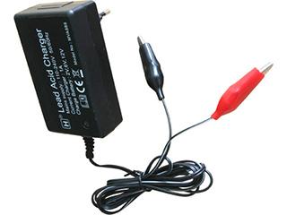 MVA 2V-6V-12V 1A akkumulátortöltő