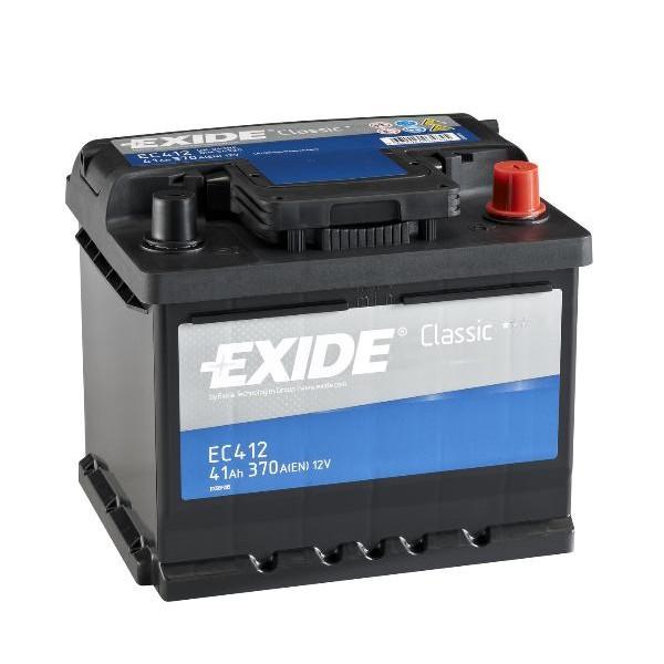 EXIDE--12V--41-Ah-jobb--normal-auto-akkumulator-