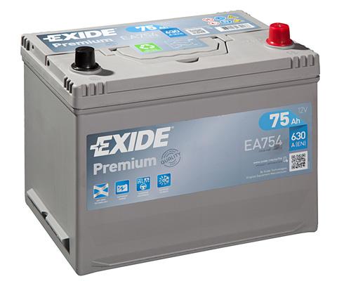 EXIDE--PREMIUM---Japan-12V--75-Ah-jobb---auto-akkumulator-