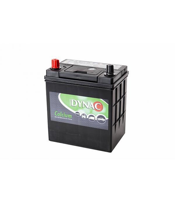 dynac ASIA 12V  35 Ah BAL  + vékonysarus  autó akkumulátor