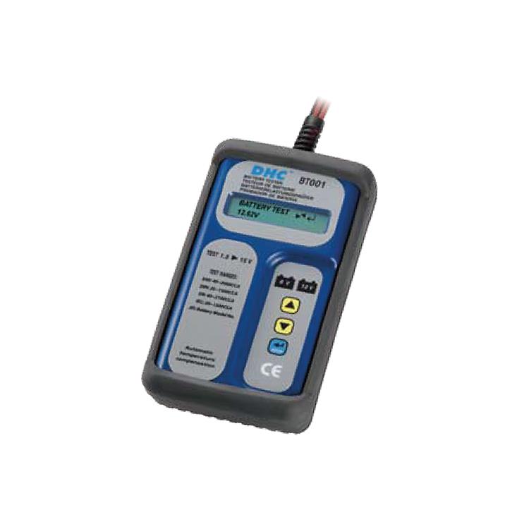 Akkumulátor teszter digitális DHC-BT001