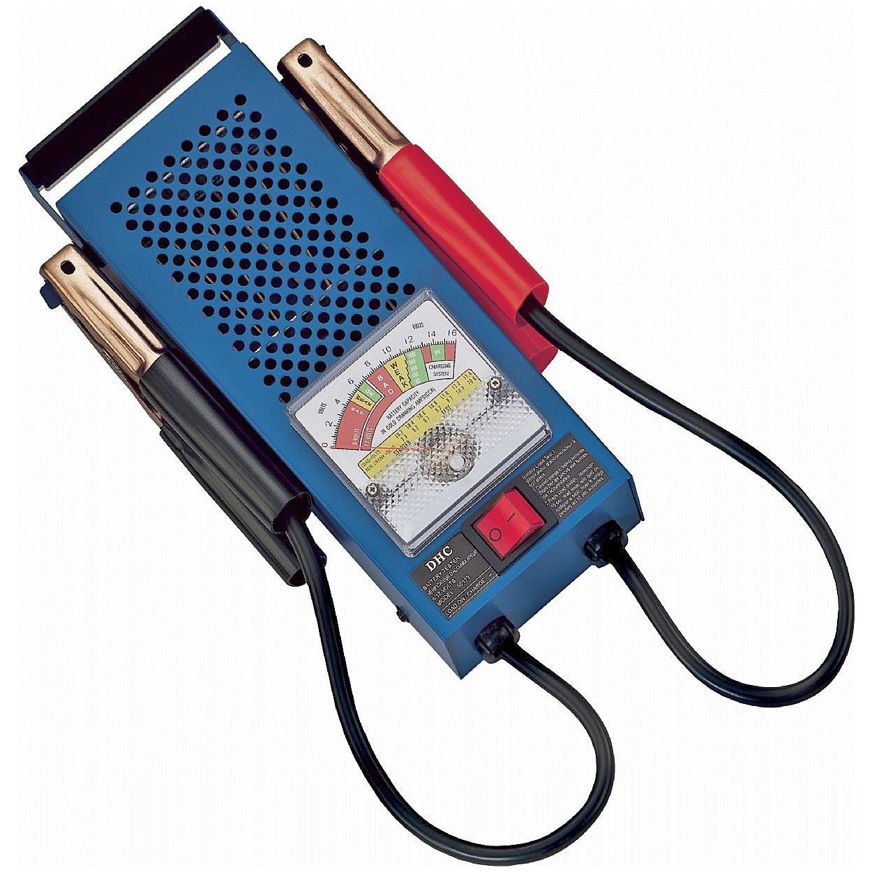 Akkumulátor teszter  DHC-50113