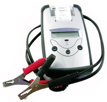 Akkumulátor teszter digitális DHC-BT501