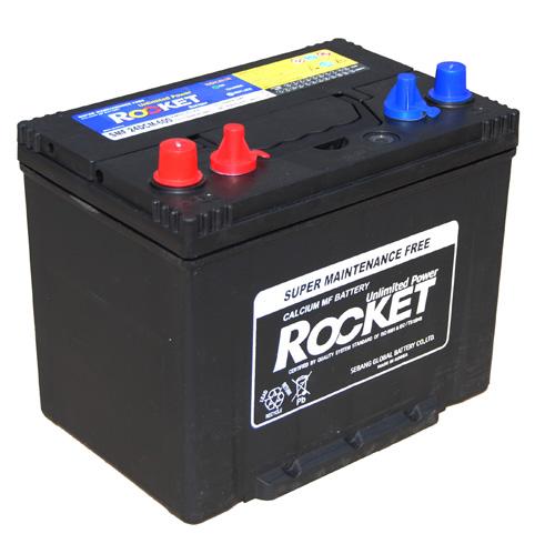 Rocket 12V 80 Ah akkumulátor