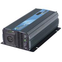 Inverter 300 W USB csatlakozóval 12v-ból 220 V