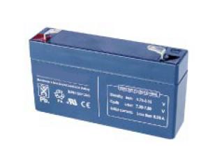 Landport  6V 1,2Ah akkumulátor