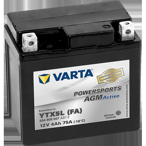Varta---12v-4ah---Factory-Activated-AGM-motor-akkumul
