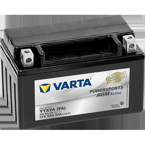 Varta---12v-6ah---Factory-Activated-AGM-motor-akkumulator