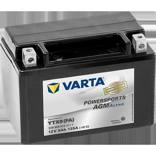 Varta---12v-8ah---Factory-Activated-AGM-motor-akkumulator