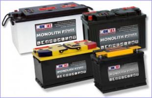 MONOLITH POWER  12V 80 Ah akkumulátor